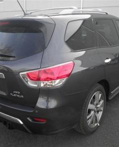 Excellent My 2013 Nissan Pathfinder SV 4DR