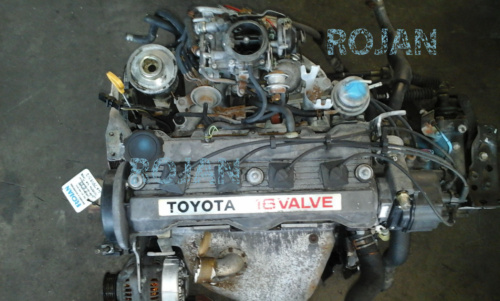 toyota 4a carb engine for sale rh zimfreeads com 4AGE Engine Weight Toyota 4AGZE Engine