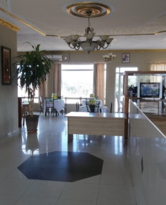 Hotel Restaurant and Kitchen to Let