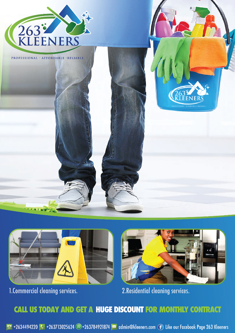 cleaning services ads